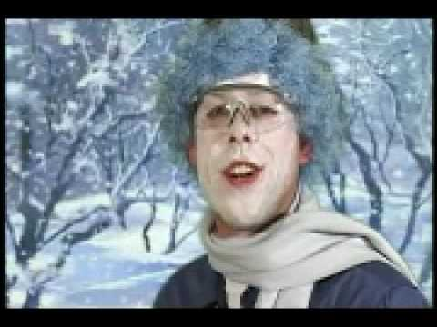 Im Mr Green Christmas, Hes Mr Snow