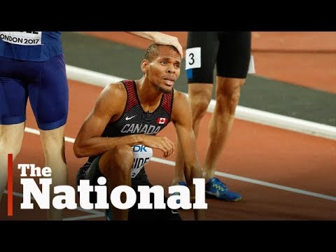 Canada struggles at world track championships