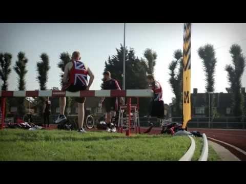 The Invictus Games 2014 - Andy Grant :: Athletics