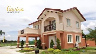 House and Lot for Sale in Quezon Province  by Camella Homes Quezon Gavina Model