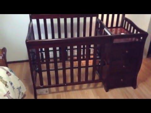 Sorelle Tuscany/Princeton Series Porta Crib Assembly Tutorial