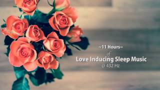 11 Hours Sleep Music: Love Inducing Deep Sleep Music, Relaxing Sleeping Meditation Music