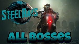 Steel Rats - All Bosses
