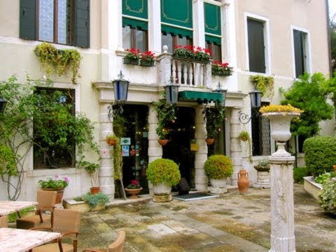 Alan's Italy Show # 74: A Story of Three Hotels in Venice