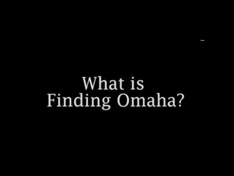 About Finding Omaha | The Interview Documentary Series