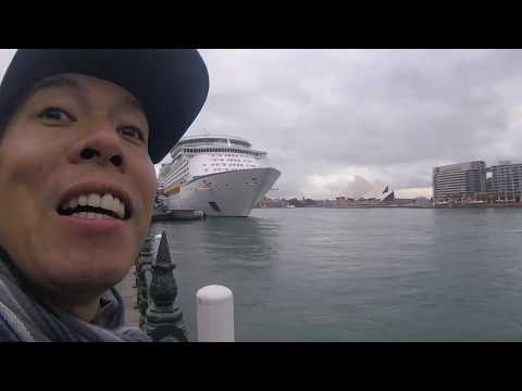 Biyahe ni Drew inspired, Sydney Circular Quay