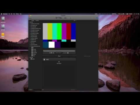 MP4 files from FCP X & Compressor 4