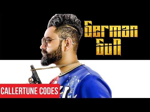 German Gun (CRBT Codes) | Amrit Maan Ft DJ Flow | Latest Punjabi Songs 2019 | Speed Records