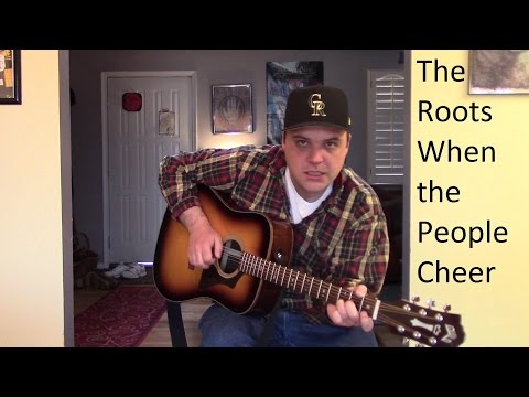 The Roots - When the People Cheer (Cover Series #15)