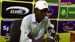 DISMAS Mpira wa Tanzania Inatawaliwa na Yanga