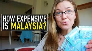 Video HOW EXPENSIVE IS MALAYSIA? | Budget Travel Guide download MP3, 3GP, MP4, WEBM, AVI, FLV Oktober 2017