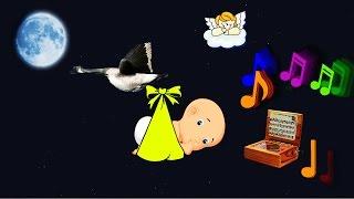 3 часа - песни для детей - музыкальная шкатулка - колыбельные - музыка для быстрого сна малыша