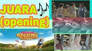 [3.30 MB] Naura dan genk juara-Juara (Opening)with lyric ||Naura AM