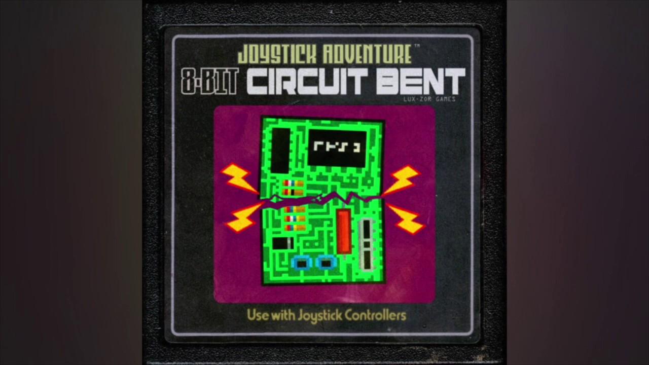 Brittle Light - 8-bit Circuit Bent  2010