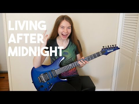 Living After Midnight - Judas Priest (Guitar Cover)