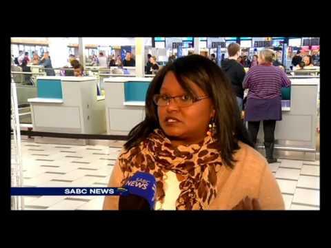 SA Express passengers left stranded