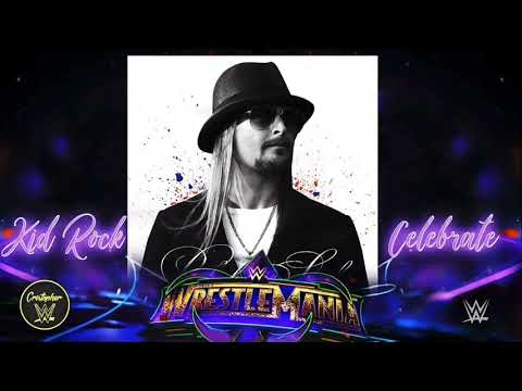 WWE WRESTLEMANIA 34 2nd Theme Song 2018 (