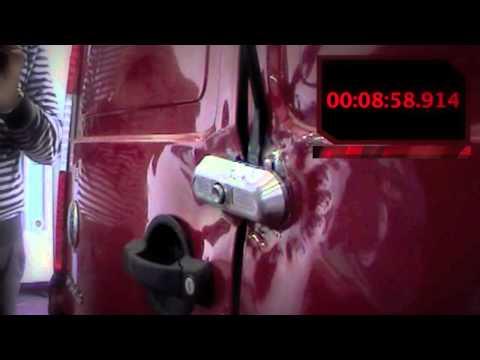 Ultimate Van Lock - Van Deadlock - Van Slamlock - Heavy Duty - Installation - South East