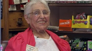 Candy shop owner going strong at 101