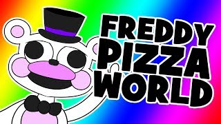 Minecraft Fnaf: Funtime Freddys Pizza World (Minecraft Roleplay)