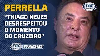 """""""AGORA É REZAR PRA NÃO CAIR"""", DISPARA GESTOR DE FUTEBOL DO CRUZEIRO"""