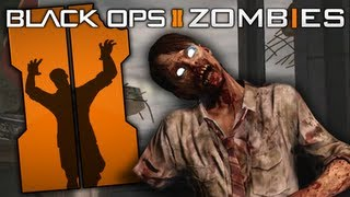 Die Rise | New Boss Zombie! / TURNED Information (Black Ops 2 Zombies)