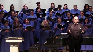 O Little Town of Bethlehem - Lycoming College 2017 Christmas Candlelight Service