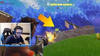 I Found an Aimbot Hacker in Fortnite.. then I dropped 19 KILLS!