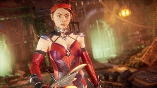Mortal Kombat 11 - Kitana Online Ranked Matches