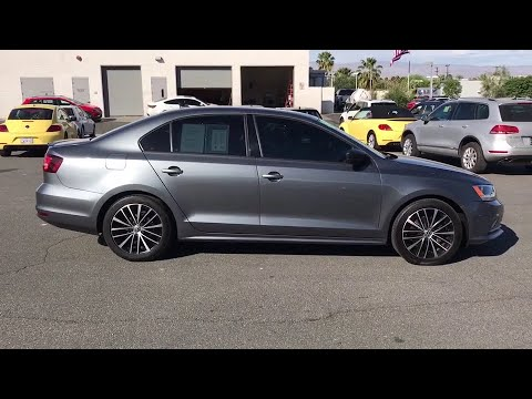 2016 Volkswagen Jetta Palm Springs, Palm Desert, Cathedral City, Coachella Valley, Indio, CA 338665