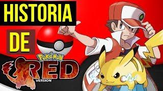 HISTORIA DE POKÉMON PRIMEIRA GERAÇÃO - Pokémon Red/Blue 😜