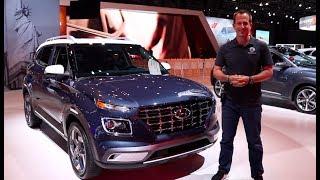 Is the 2020 Hyundai Venue a CUV HOME RUN or STRIKE OUT?