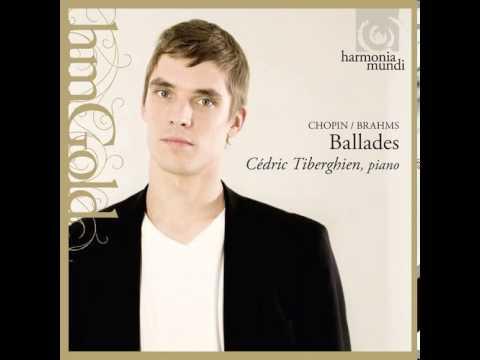 Chopin: Ballade No. 3, Op. 47 (Allegretto) - Cédric Tiberghien, piano