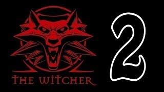 The Witcher Ведьмак Прохождение На Русском Часть 2 Бой с химерой