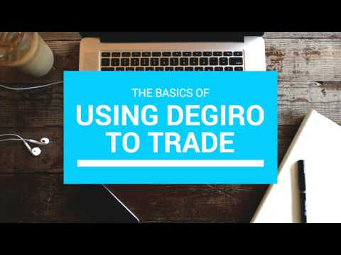 DEGIRO - HOW TO BUY STOCKS, ETFs OR BONDS