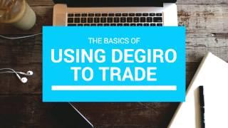 HOW TO BUY STOCKS, ETFs OR BONDS - DEGIRO