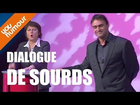 Isabelle PARSY et Xavier CHAVARI, Dialogue de sourd