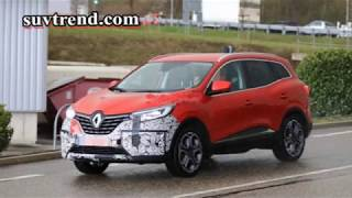 BEST FRENCH SUV 2019 Renault Kadjar Restyling and Facelift