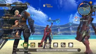Xenoblade Chronicles Gameplay on PC using Dolphin (1080p, HD)