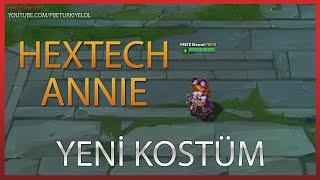 Hextech Annie | New Skin - League of Legends