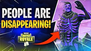 PEOPLE ARE DISAPPEARING! Feat. Timthetatman  (Fortnite Battle Royale)