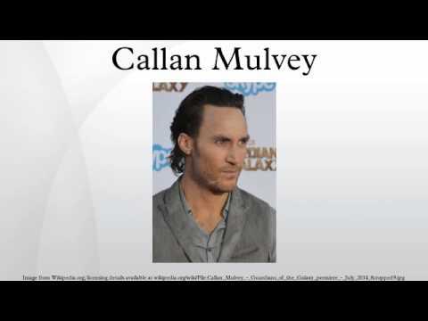 Callan Mulvey