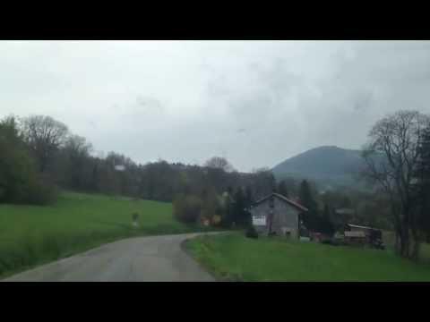 الريف الفرنسي السويسري