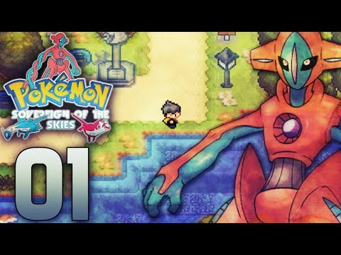 Let's Play Pokemon Sovereign of the Skies Part 1 : Was ein Hack !