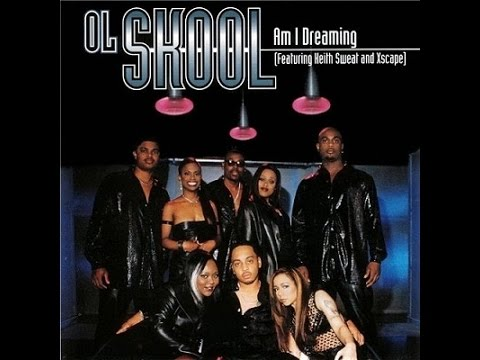 90`s Instrumental - OL SKOOL Featuring Keith Sweat & Xscape - AM I Dreaming