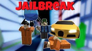 Roblox Jailbreak Verhaftung lustige Momente
