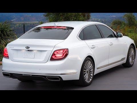 Kia K Luxury Sedan
