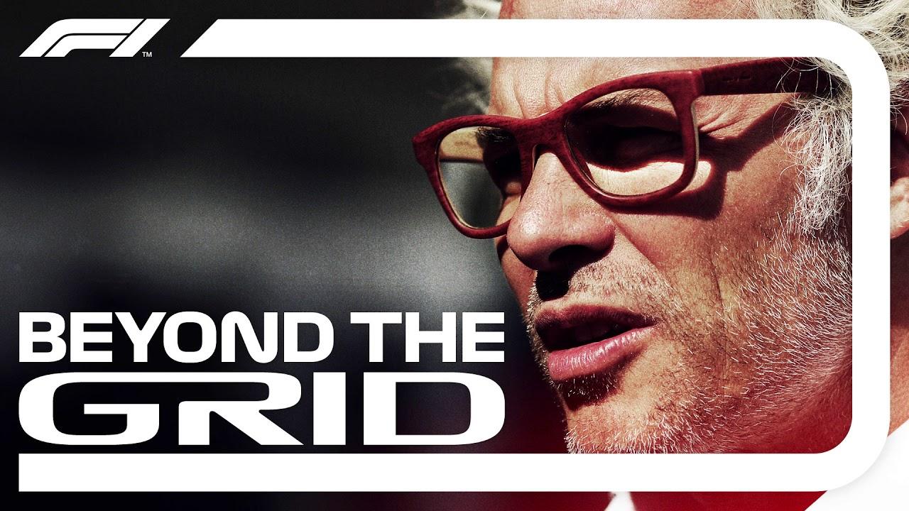 Jacques Villeneuve Interview | Beyond The Grid | Official F1 Podcast