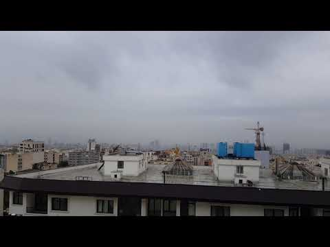 Tehran rainy weather