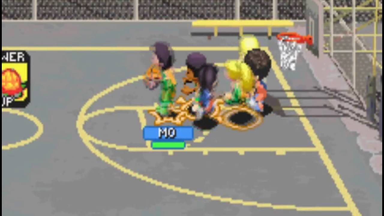 backyard sports basketball 2007 gba week 1 youtube